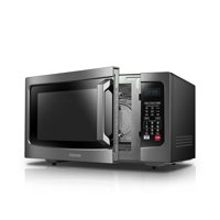 Ft Stainless Steel Convection Microwave