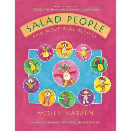 Salad People and More Real Recipes : A New Cookbook for Preschoolers and Up - Halloween Art Lessons For Preschoolers