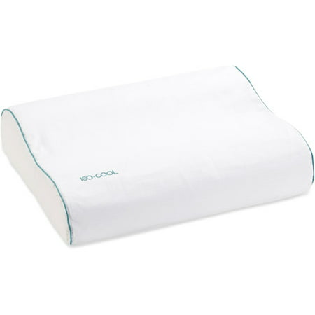 Iso-Cool Visco Elastic Contour Bed Pillow With Outlast