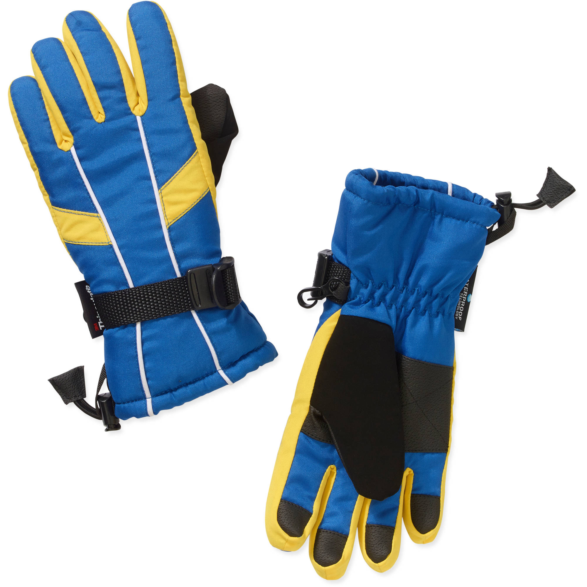 Cold Front Boys' Sports Gloves