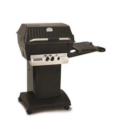 Broilmaster H4 Grill Package 1, Black Cart/Base Natural Gas