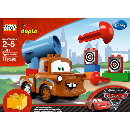 LEGO DUPLO Disney Cars Agent Mater