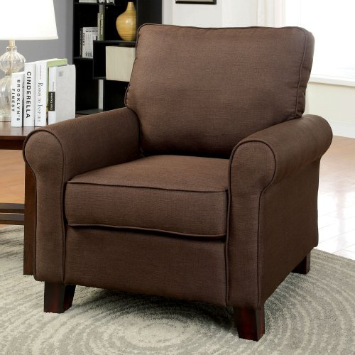 Furniture of America Avonte Arm Chair