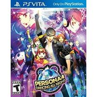 Persona 4: Dancing All Night (launch), Atlus, PS Vita, 730865200085