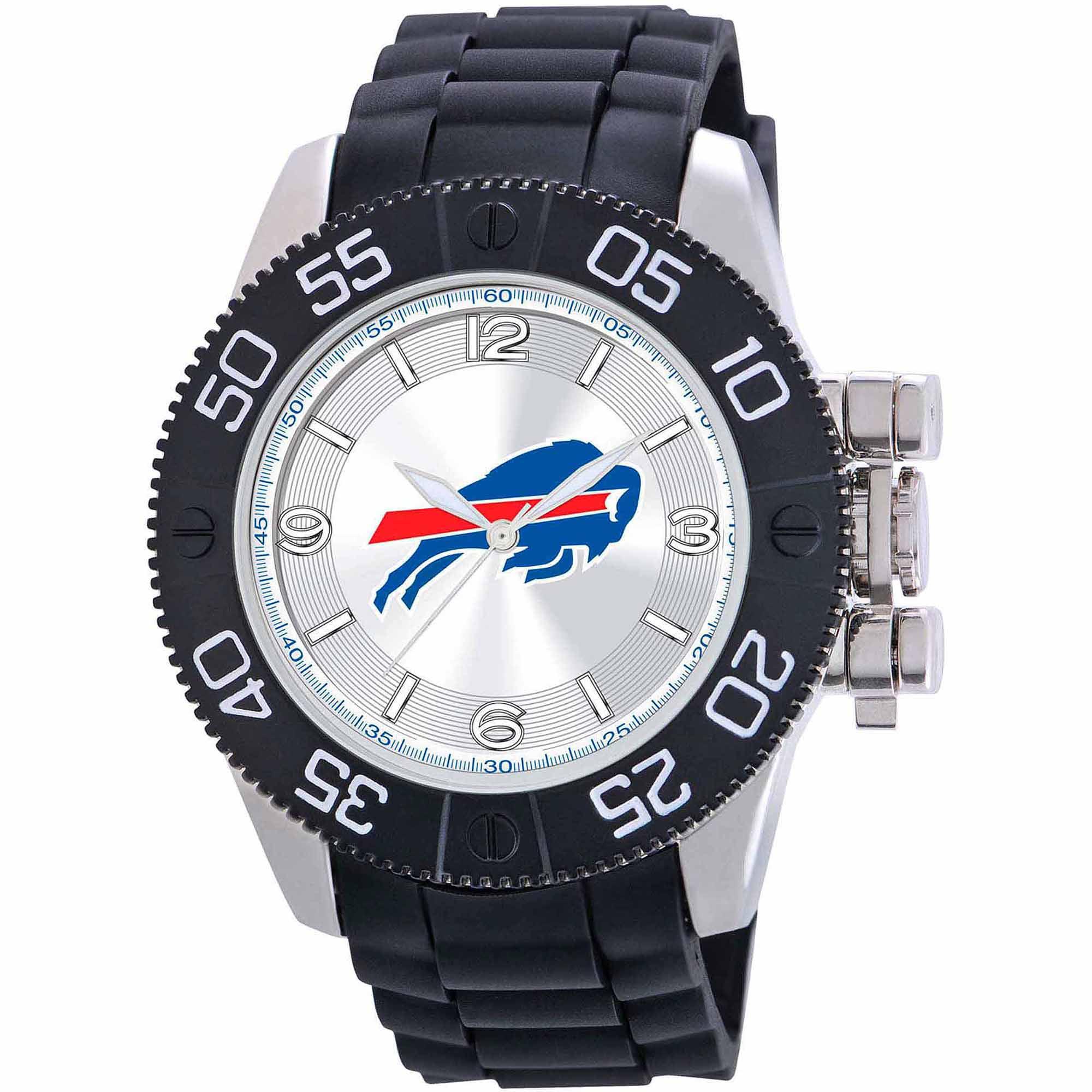 Game Time NFL Men's Buffalo Bills Beast Series Watch
