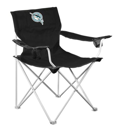 Logo Chair 512-12 Florida Marlins Deluxe Chair