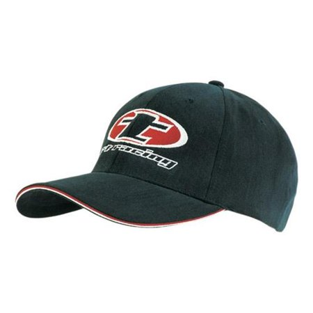 Headwear USA 4212 Heavy brushed cotton twill with double sandwich