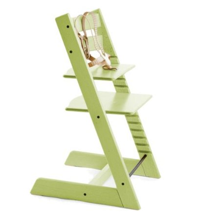 Stokke Tripp Trapp High Chair, Green