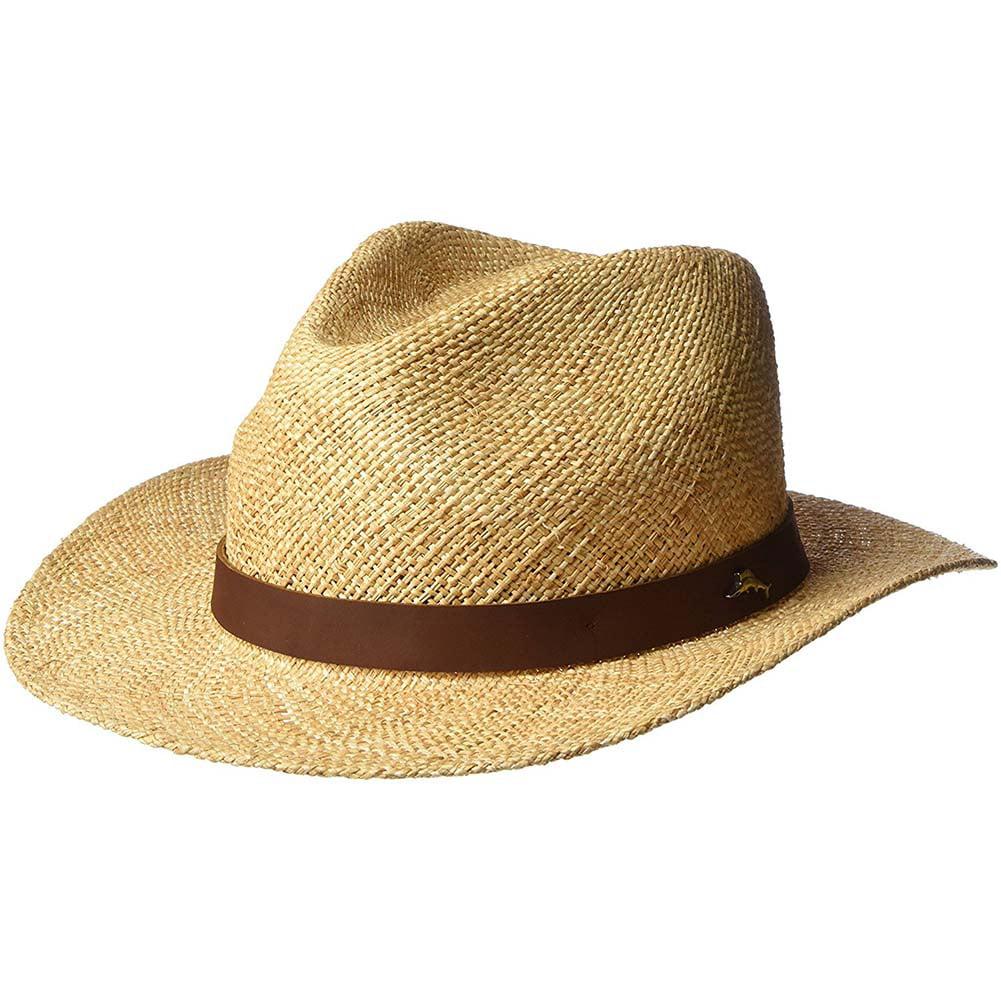Dorfman Pacific Tommy Bahama Men's Bao Safari Hat Natural...