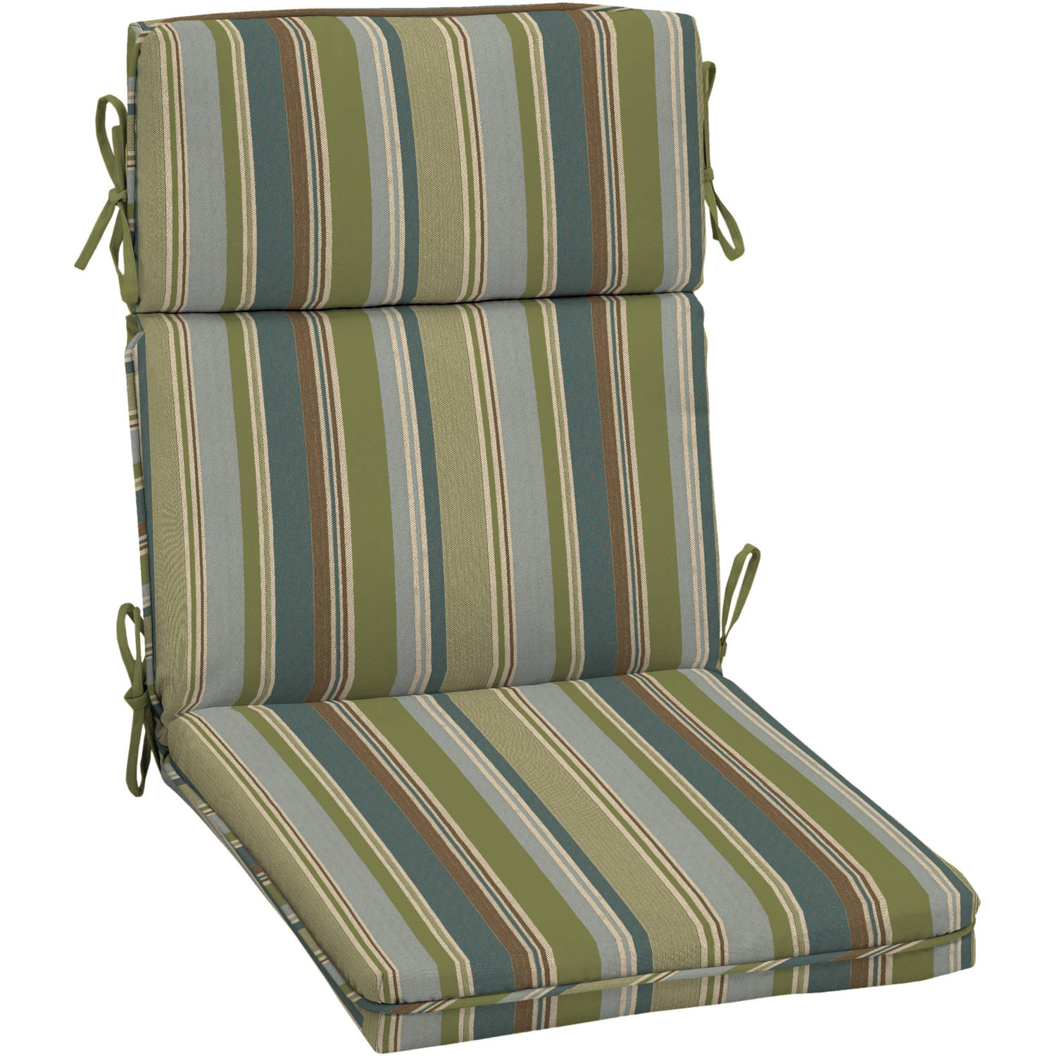 Better Homes And Gardens Outdoor Dining Chair Cushion With Welt    Walmart.com