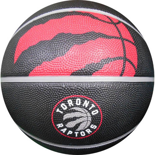 Spalding NBA Courtside Toronto Raptors Full-Size Basketball