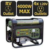 Deals on Sportsman Gasoline 4000W Portable Generator GEN4000