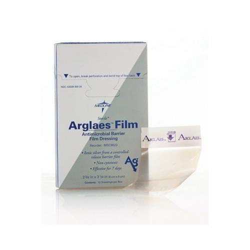 Medline Antimicrobial Arglaes Film MSC9045Z