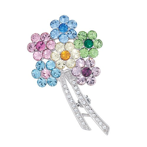 Annaleece 6006 Sweetheart Bouquet Brooch by Annaleece