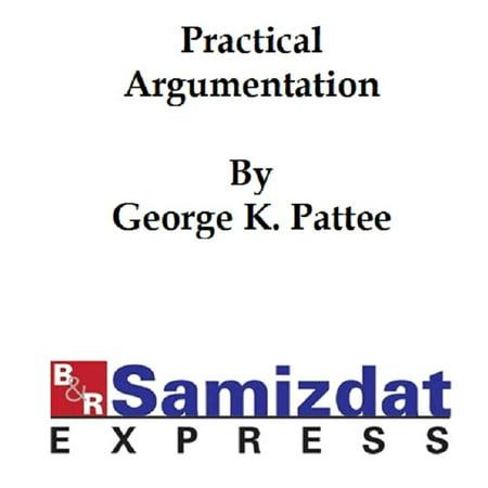 Practical Argumentation (1909) - eBook (Practical Pc)