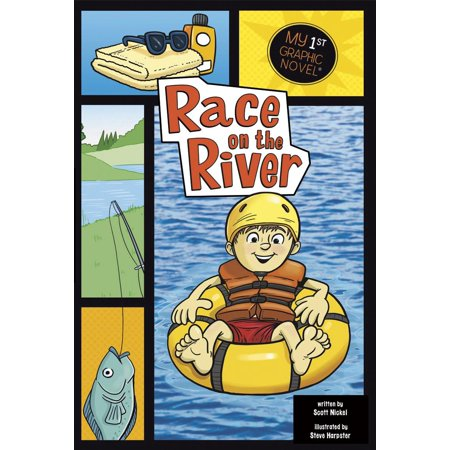 My First Graphic Novel: Race on the River (Paperback)