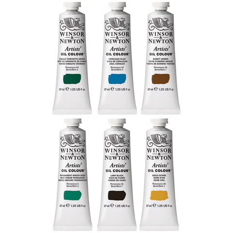 Winsor & Newton - Artists' Oil Color - 37ml Tube - Bright Red