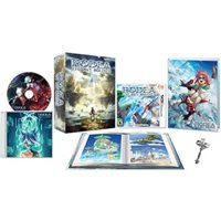 Rodea The Sky Soldier Collectors edition Nintendo 3DS (W/Bonus Key)