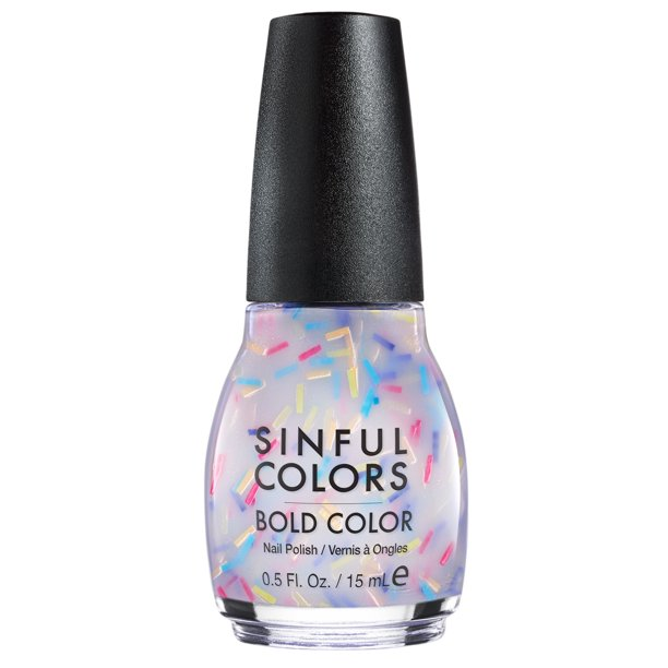 Sinful Colors Sweet and Salty Nail Polish - Donut Even