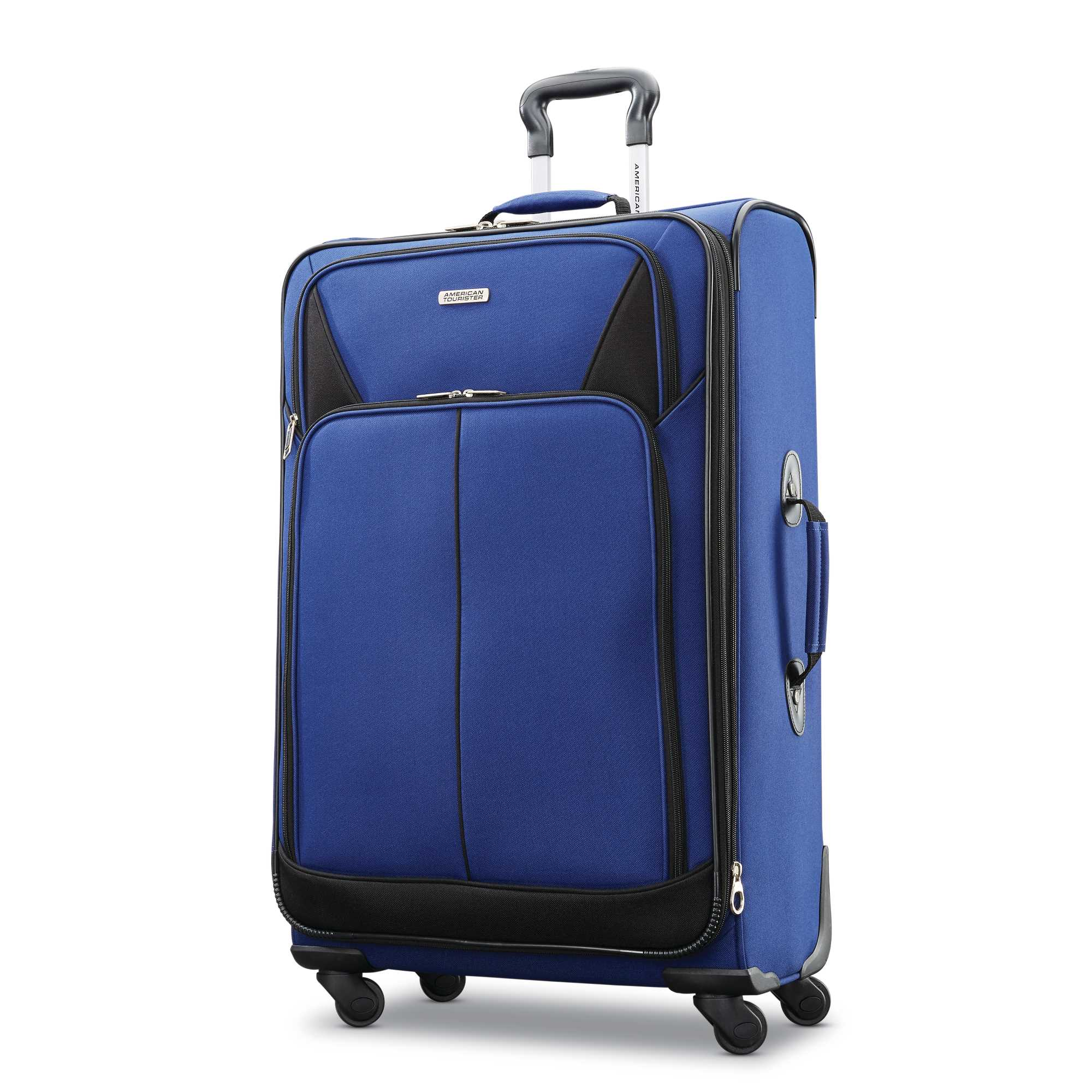 a54c61783 American Tourister - American Tourister 4 Piece Softside Luggage Set -  Walmart.com