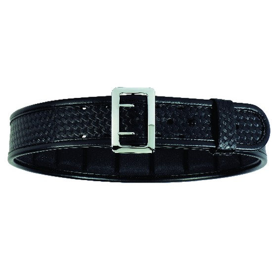 Bianchi 7960 PLN Black Sam Browne Belt with Brass Buckle ...