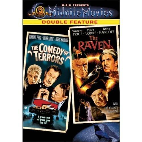 Comedy Of Terrors/The Raven, The (Widescreen)