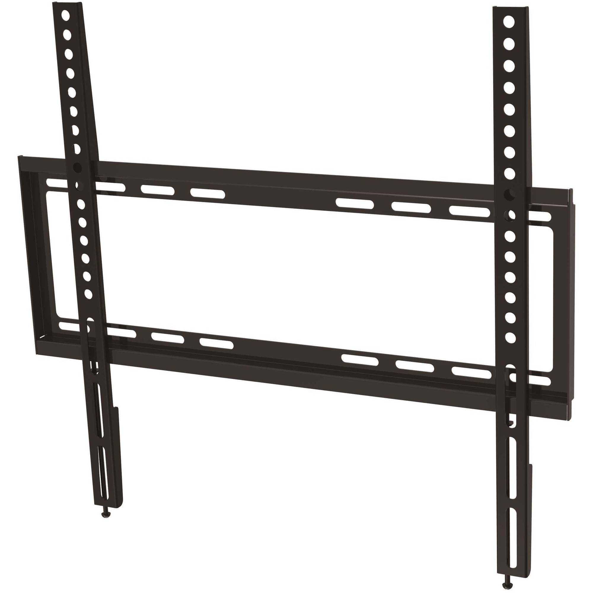 "ProHT 5438 Fixed VESA Wall Mount fits 32"" to 55"" LED/LCD TV, Black"