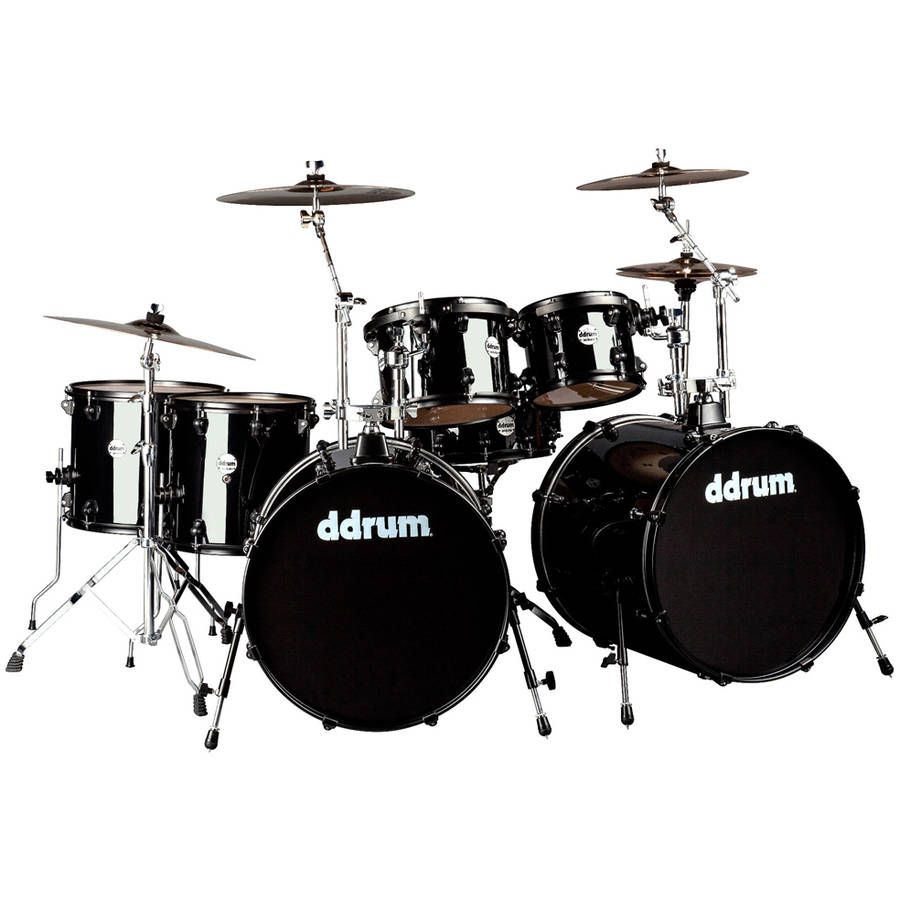 ddrum Journey Double Bass 7pc Set by ddrum