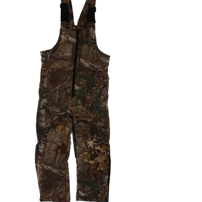 Pursuit Gear Predator Youth Insulated Bib Realtree Xtra Camo Pattern X-Small by Pursuit Gear