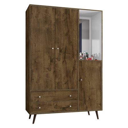 Manhattan Comfort Liberty Large Armoire with Mirror](Halloween Stores Manhattan)