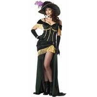 Saloon Madame Women's Adult Halloween Costume