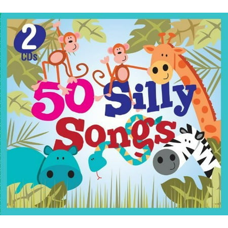 50 Silly Songs (CD) 50 Song Set
