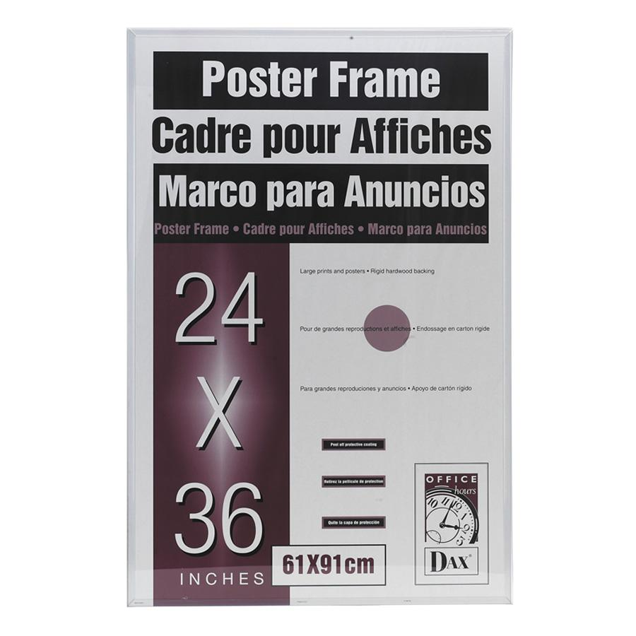 Clear U-Channel Poster Frames by Burnes Home Accents