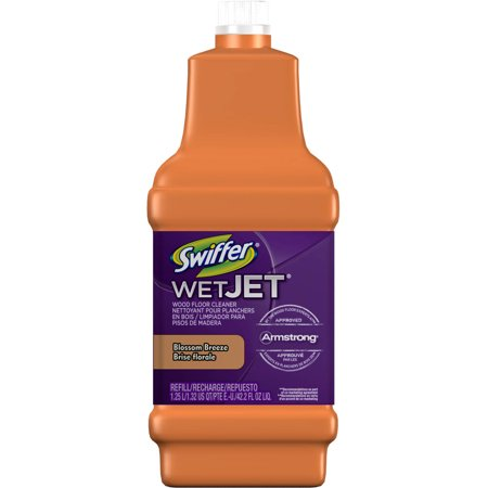 Swiffer Wetjet Wood Floor Cleaner Solution Refill Inviting