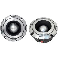 LANZAR OPTIBT44 - Optidrive 600 Watt Heavy Duty Aluminum Bullet Super Tweeter