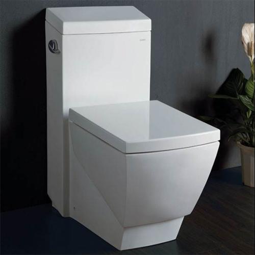 One Piece High Efficiency Eco-Friendly Toilet