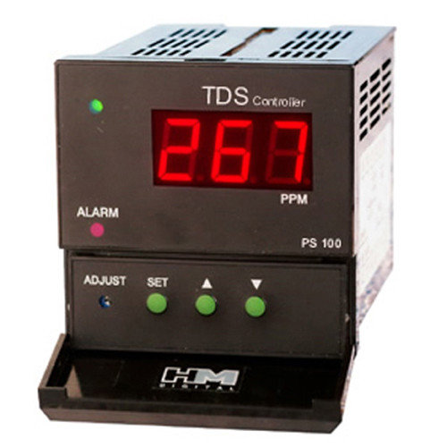 HM Digital Meters PS-100 Panel Mount TDS Controller for Commercial Systems