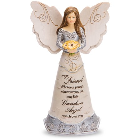 Pavilion Gift Company- Friend Guardian Angel Figurine 6
