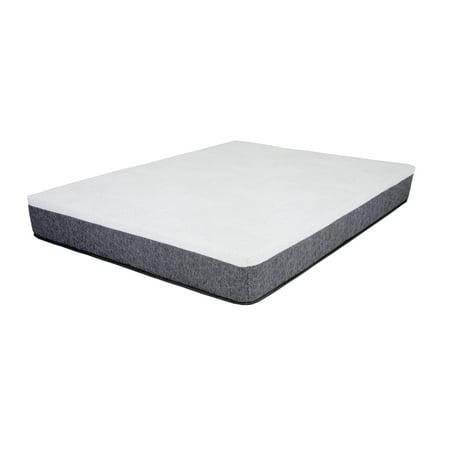 Bailey Jensen Hybrid Mattress Pillow Top Memory Foam Queen