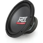 MTX RTS12-04 12-Inch Single 4-OHM Round Subwoofer