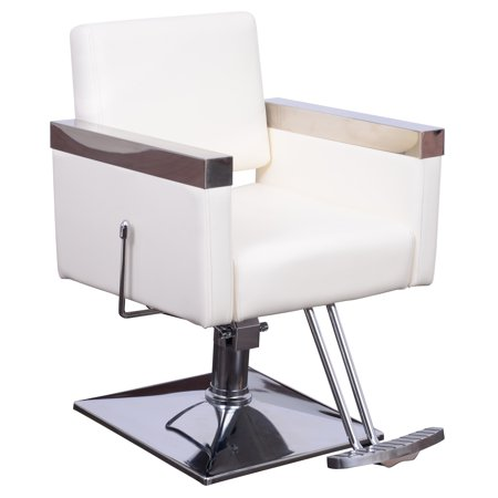 BarberPub Classic Hydraulic Barber Chair Salon Spa Hair Beauty Styling Equipment