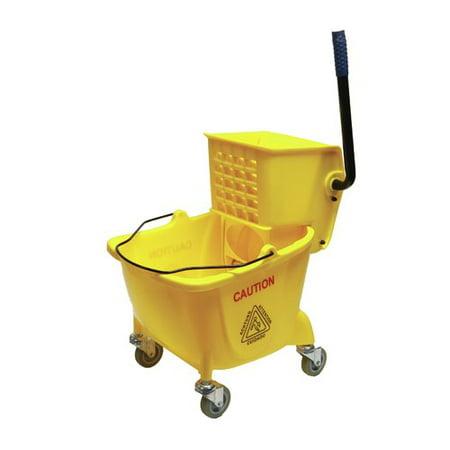 O Cedar Commercial 26 Qt Mop Bucket And Wringer Walmart Com