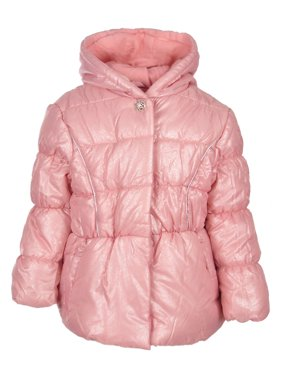 Pink Platinum Girls' Insulated Jacket
