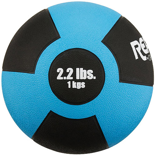 Reactor Rubber Medicine Ball - 2.2 lbs.