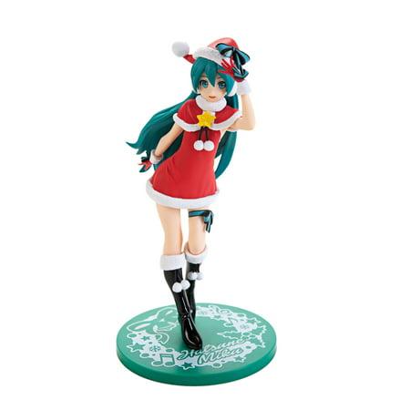 Hatsune Miku: Project DIVA Arcade Future Tone Hatsune Miku Christmas Ver. Figure - Hatsune Miku Halloween Ver