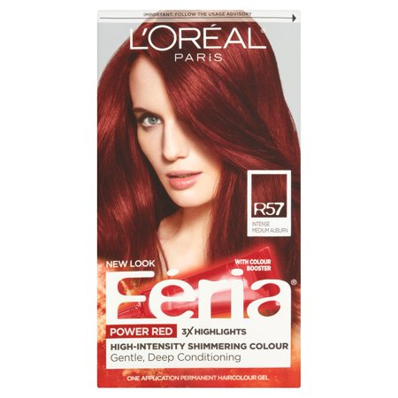 L'Oreal Paris Feria Power Red R57 Cherry Crush Intense ...