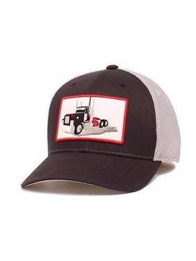 1f64fe4d156 Product Image M F Western Products 1525203 Twister Mens Snap Back Punch  Mesh Heavy Stitching Truck Logo Cap -