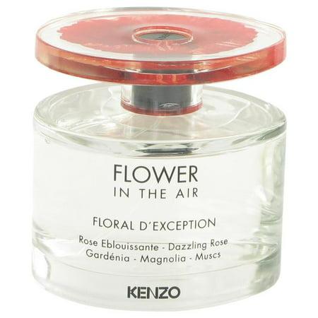 a2882606e Kenzo Flower In The Air Floral D'exception by Kenzo Eau De Parfum Spray ...
