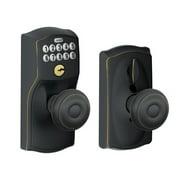 keypad front door lockElectronic Keypad Door Handles