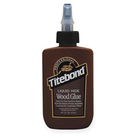 Titebond 5012 Liquid Hide Glue, 4 Oz